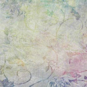 שטיח צבעוני, פרחים
