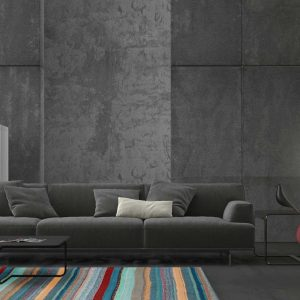 שטיח צבעוני, פסים