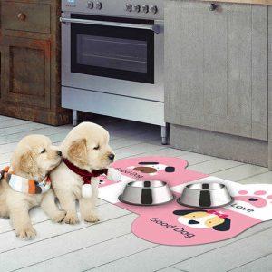 שטיח לכלב, ורוד