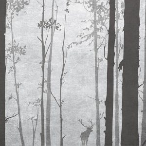 טפט עצים, יער