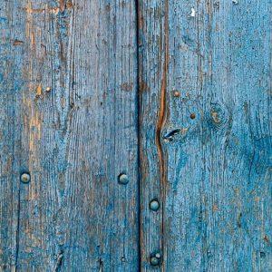 טפט עץ כחול, טפט דמוי עץ