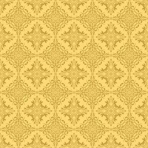 טפט וינטאג׳ צהוב