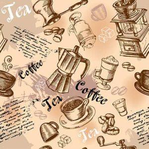 טפט למשרד, פינת קפה