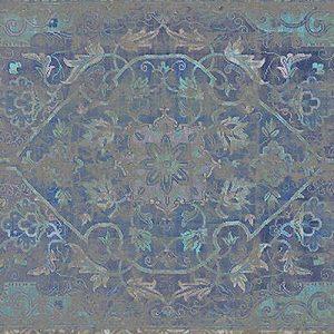 שטיח קלאסי, שטיח כחול, שטיחי pvc
