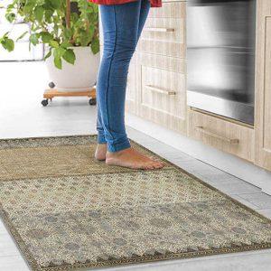 שטיח לסלון כפרי, שטיח pvc למטבח