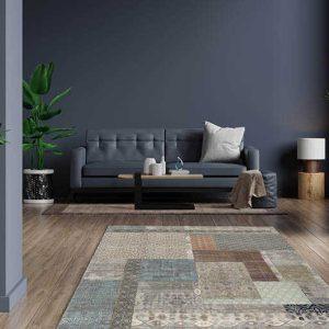 שטיח תלאים, שטיח בוהמי, שטיח pvc