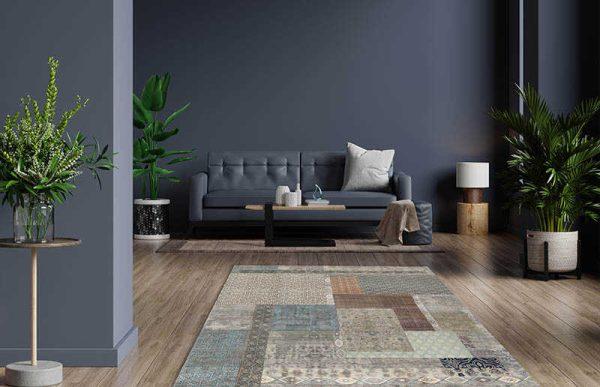 מאדי ארטס, שטיח פיויסי לסלון, שטיח ב