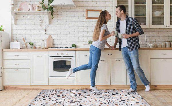 מאדי ארטס, שטיחי pvc למטבח, טרצו, שטיח טרצו